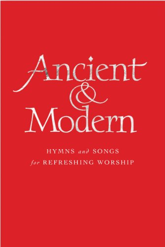Ancient and Modern Large Print Words Edition: Church of England