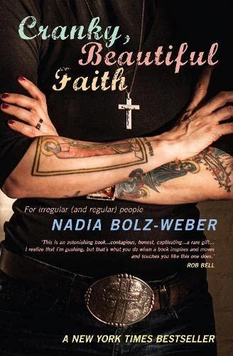 9781848255319: Bolz-Weber, N: Cranky, Beautiful Faith
