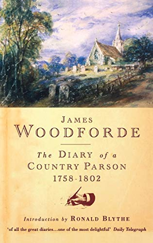 9781848256972: Diary of a Country Parson, 1758-1802