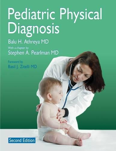 9781848290143: Pediatric Physical Diagnosis, 2nd Edition