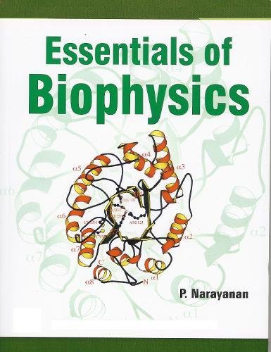 9781848290341: Essentials of Biophysics