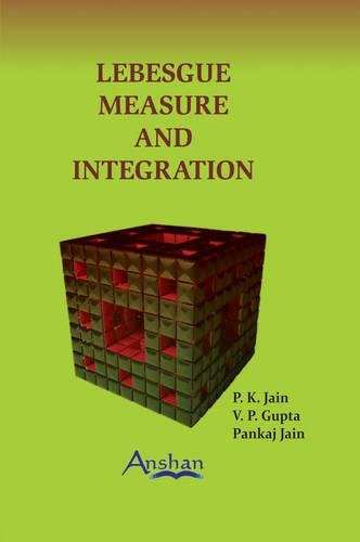 9781848290648: Lebesgue Measure and Integration