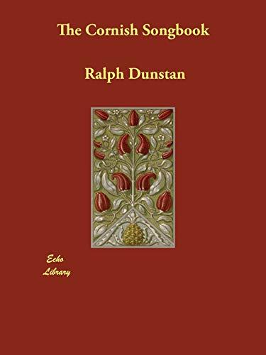 9781848300224: The Cornish Songbook