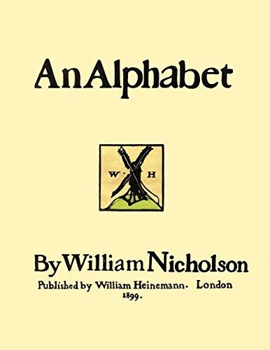 Alphabet: Nicholson, William
