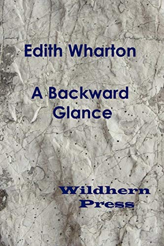 9781848309067: A Backward Glance