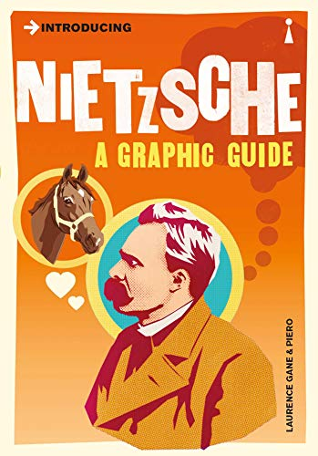 9781848310094: Introducing Nietzsche: A Graphic Guide