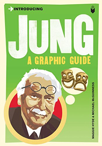 9781848310100: Introducing Jung: A Graphic Guide