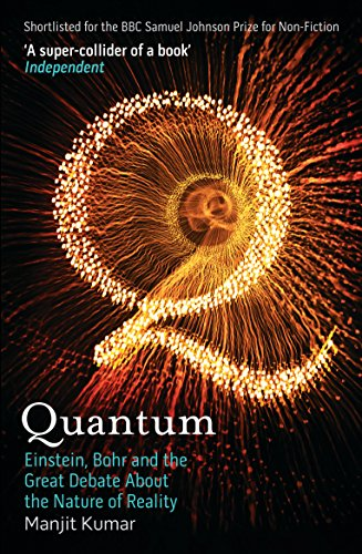 9781848310353: Quantum: Einstein, Bohr and the Great Debate About the Nature of Reality [Lingua inglese]