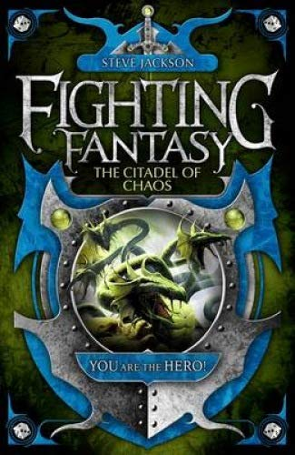 9781848310766: Citadel of Chaos (Fighting Fantasy)