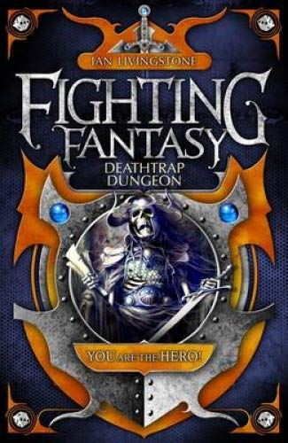 9781848310773: Deathtrap Dungeon (Fighting Fantasy)