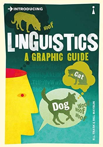 9781848310889: Introducing Linguistics: A Graphic Guide