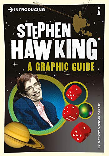 9781848310940: Introducing Stephen Hawking: A Graphic Guide