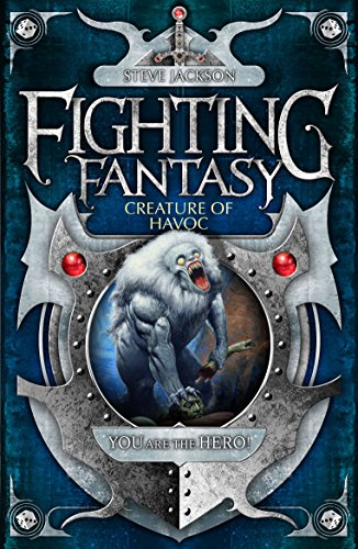 9781848311121: Creature of Havoc (Fighting Fantasy)