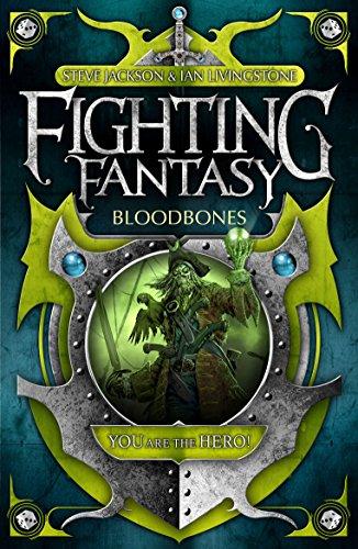 Bloodbones (Fighting Fantasy): Jackson, Steve, Livingstone,