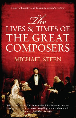 9781848311350: The Lives and Times of the Great Composers