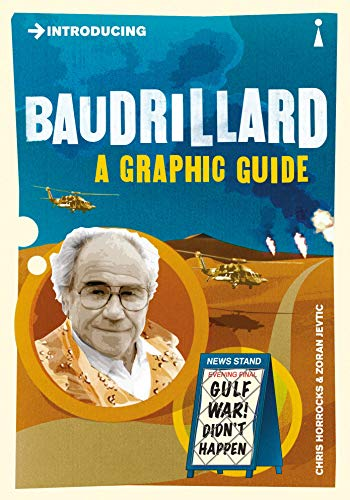 9781848312074: Introducing Baudrillard: A Graphic Guide