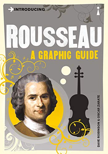 9781848312128: Introducing Rousseau: A Graphic Guide