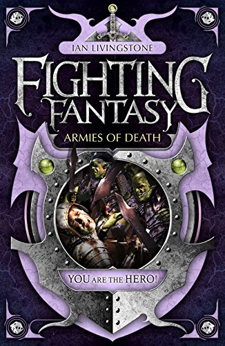 9781848312340: Armies of Death (Fighting Fantasy)