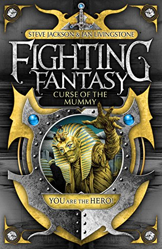 9781848312432: Curse of the Mummy (Fighting Fantasy)