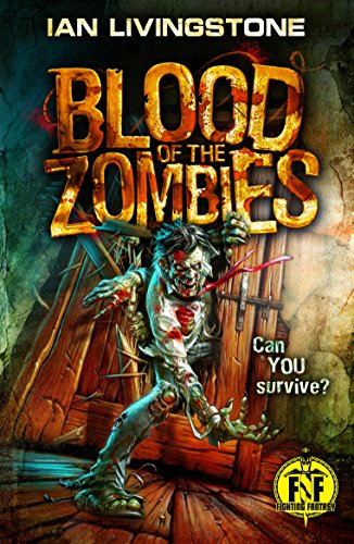 9781848314054: Blood of the Zombies (Fighting Fantasy)