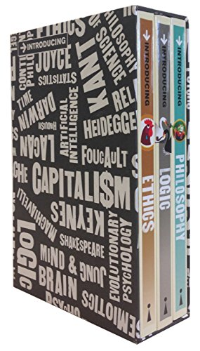 Introducing Graphic Guide Box Set - Think for Yourself: A Graphic Guide: Robinson, Dave; Cryan, Dan...