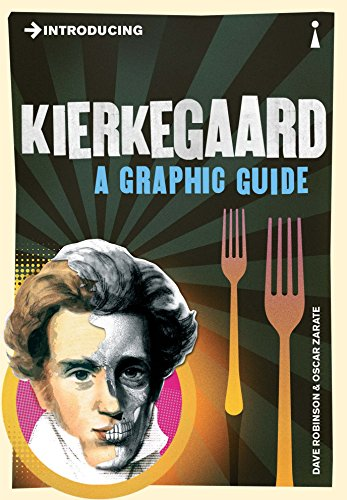 9781848315150: Introducing Kierkegaard: A Graphic Guide