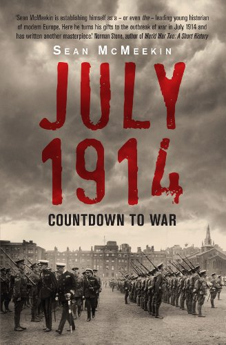 9781848315938: July 1914: Countdown to War