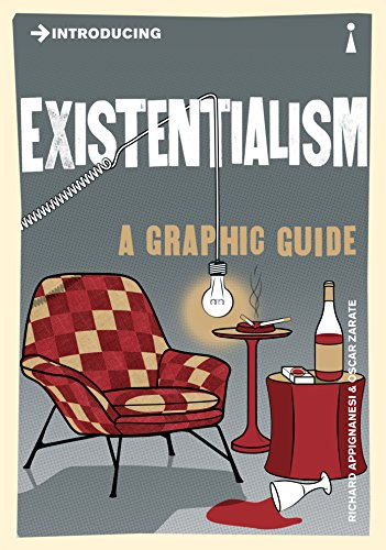 9781848316133: Introducing Existentialism: A Graphic Guide