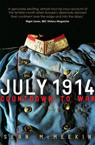 9781848316577: July 1914: Countdown to War