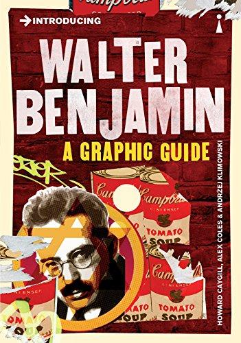 9781848316928: Introducing Walter Benjamin: A Graphic Guide
