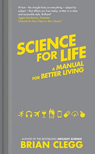 Science For Life: Brian Clegg