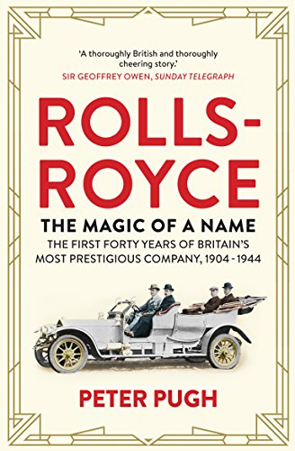 The Magic of a Name: How Rolls Met Royce and Formed Britain's Most Prestigious Company