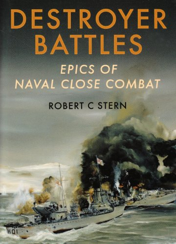 9781848320079: Destroyer Battles: Epics of Naval Close Combat