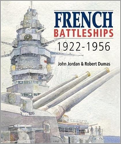 9781848320345: French Battleships, 1922-1956