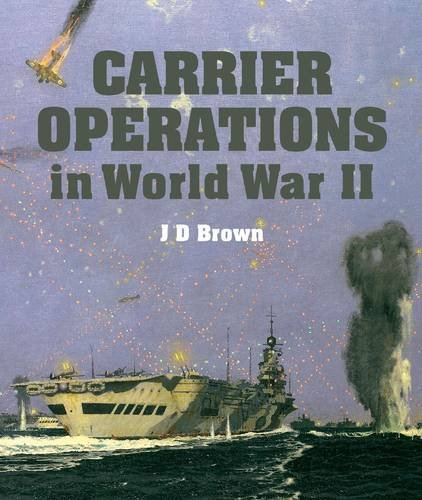 9781848320420: Carrier Operations in World War II