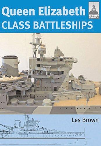 9781848320611: Shipcraft 15 - Queen Elizabeth Class Battleships