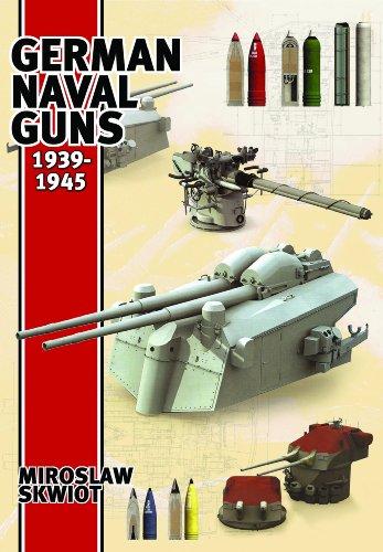 9781848320802: German Naval Guns: 1939-1945