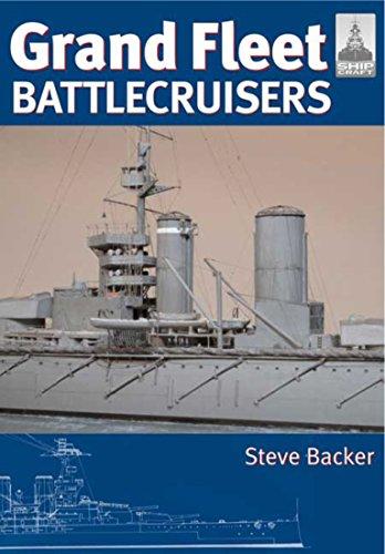 ShipCraft Special: Grand Fleet Battlecruisers: Backer, Steve