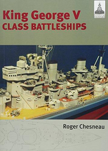 9781848321144: Shipcraft 2 - King George V Class Battleships