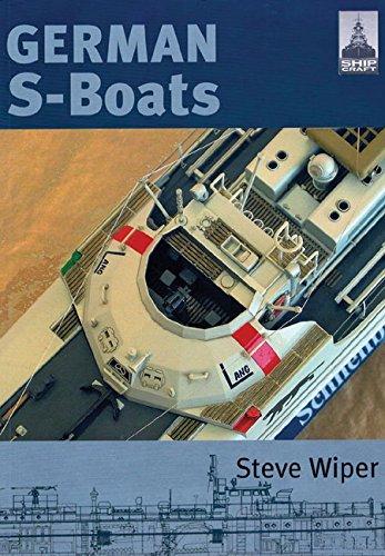 9781848321229: Shipcraft 6 - German S Boats