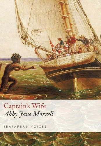 CAPTAIN'S WIFE. Narrative of a Voyage in: MORRELL, Abby Jane.: