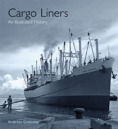 9781848321298: The Cargo Liners: An Illustrated History