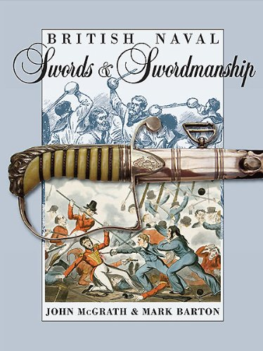 9781848321359: British Naval Swords and Swordsmanship