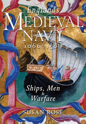9781848321373: England's Medieval Navy 1066-1509: Ships, Men & Warfare