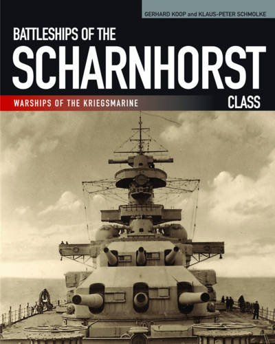 9781848321922: Battleships of the Scharnhorst Class