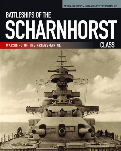 9781848321922: Battleships of the Scharnhorst Class