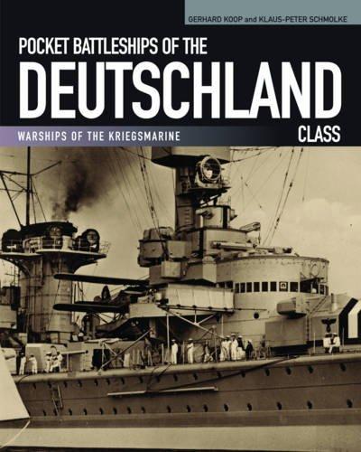 9781848321960: Pocket Battleships of the Deutschland Class