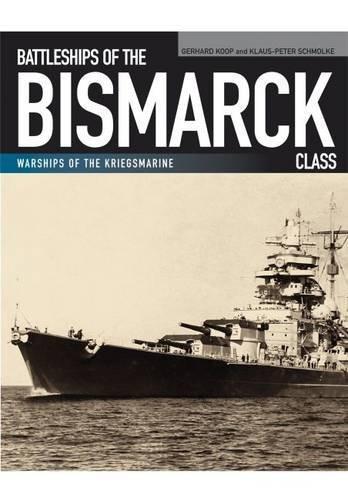 9781848321977: Battleships of the Bismarck Class