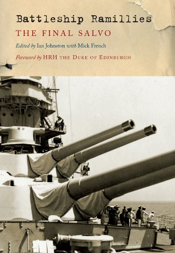 Battleship Ramillies: A Last Salvo: Ian Johnston