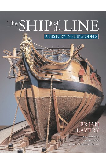 9781848322141: The Ship of the Line: A History in Ship Models